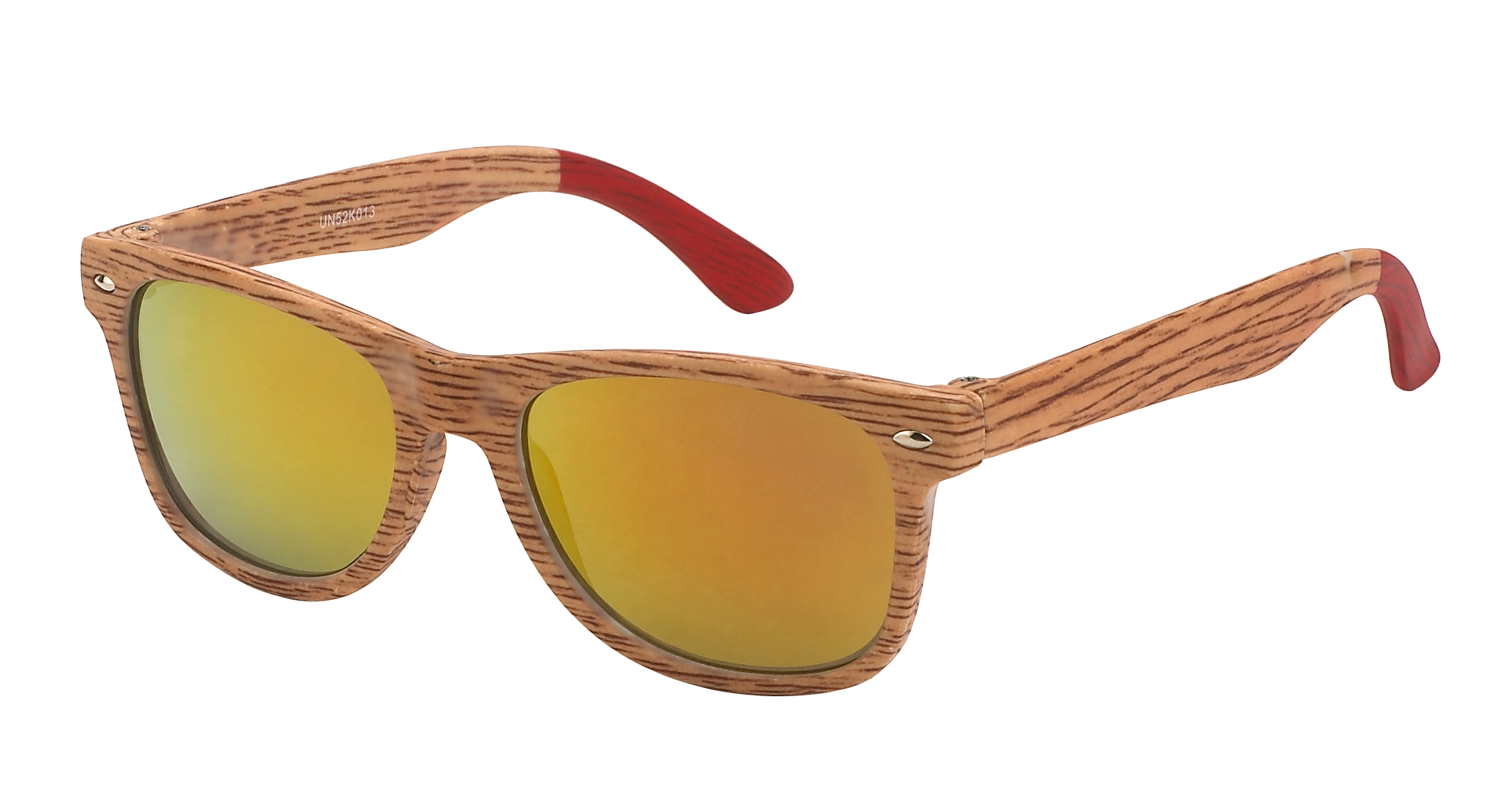 K-969 Wood with Red