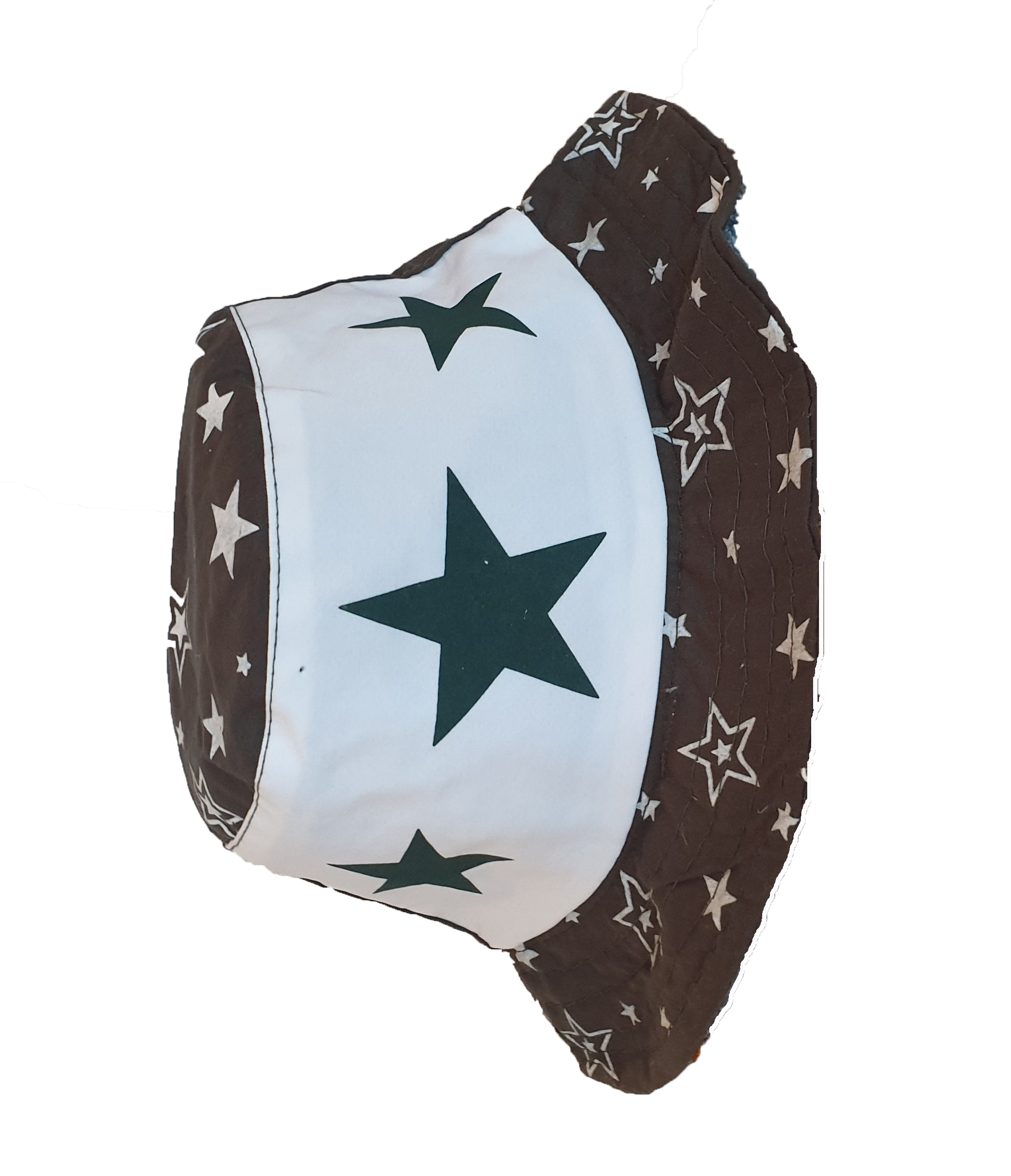 KD2001 Coffee Stars and Run Bucket Hat