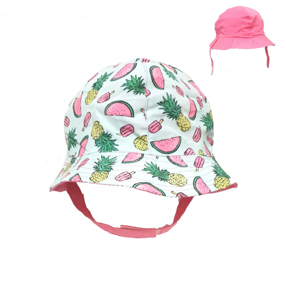 KHB1022-08 TROPICS (4 Panel Crown, Cotton)