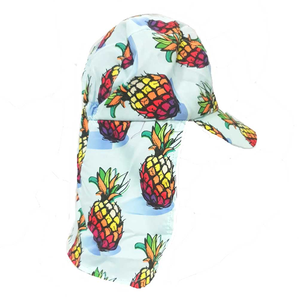 KHB1023-05 PINEAPPLES (Legionnaires, Cotton)