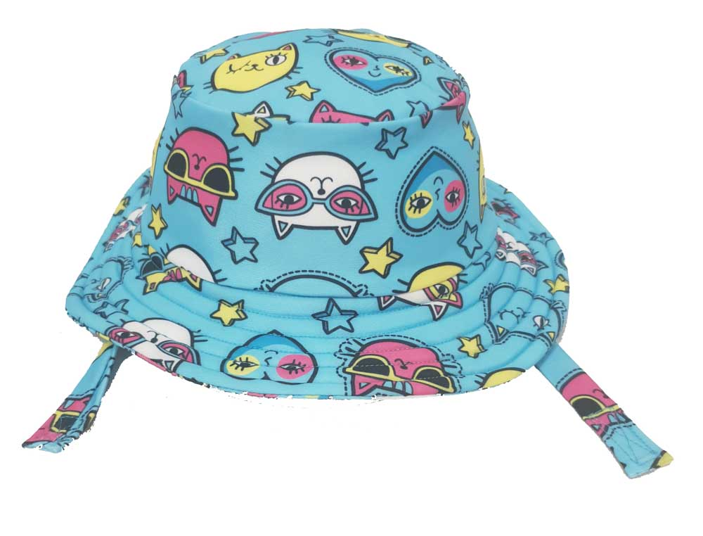 KHB1025-03 CAT (Swim Bucket Hat)