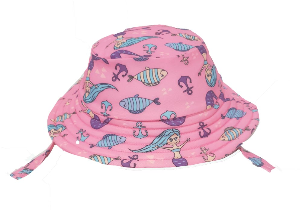 KHB1025-05 MERMAID (Swim Bucket Hat)