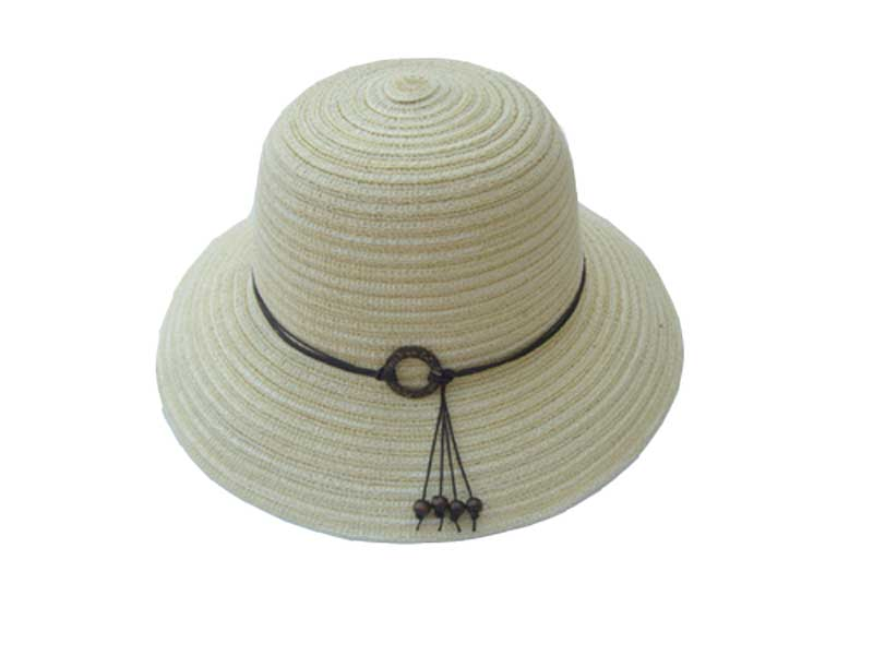 L00044-Beige Bucket Brim *Available January*
